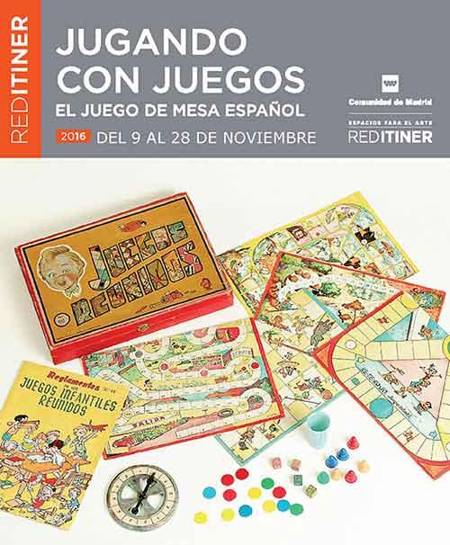 Exposición Red Itiner Jugando con Juegos