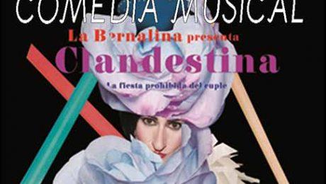 Comedia musical Clandestina Valdemorillo