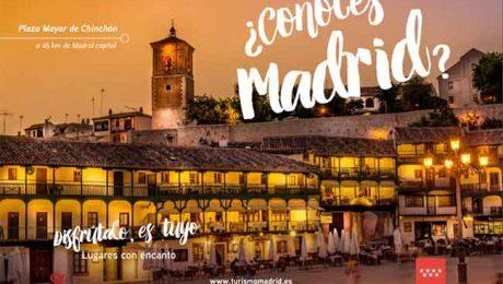 Campaña Conoces Madrid 2016
