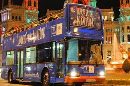 excursión Madrid Navidad Valdemorillo