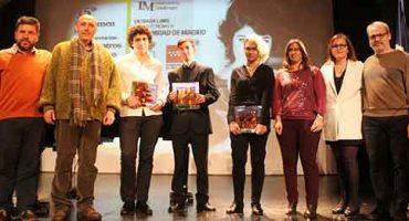 ganadores intercentros melónamo 2016