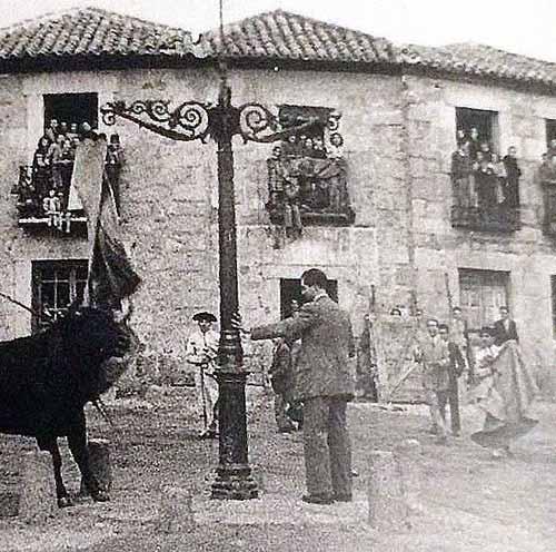 plaza antigua Valdemorillo