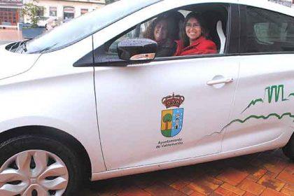coche eléctrico Valdemorillo
