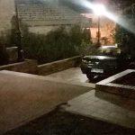 coche escaleras casa cultur Valdemorillo