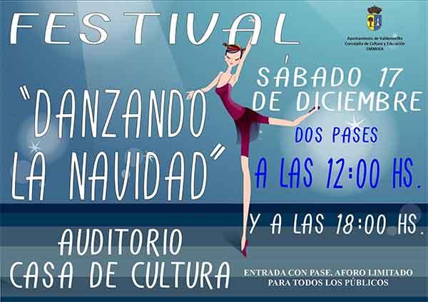 danza navidad mercadillo navidad Valdemorillo 2016-17aldemorillo 2016-17