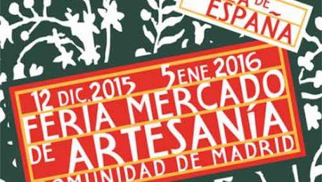 feria-mercado artesanía Madrid 2016