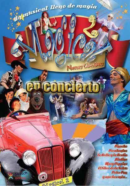 musical infantil navidad Valdemorillo 2016-17
