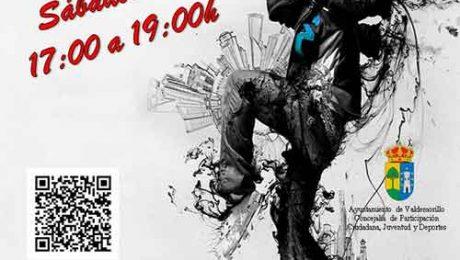 taller hip hop Valdemorillo 2017
