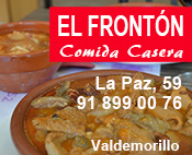 Bar El Frontón Valdemorillo