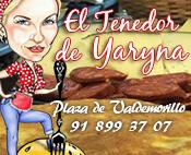 Bar Valdemorillo El Tenedor de Yaryna