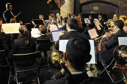 concierto honor a San Blas Valdemorillo