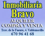 Pisos inmobiliaria Bravo Valdemorillo