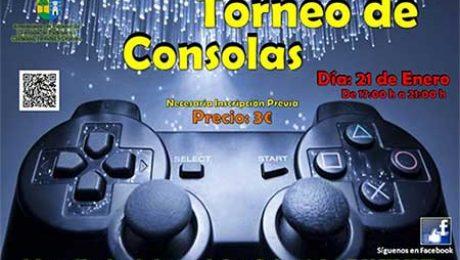 torneo de consolas 2017 Valdemorillo