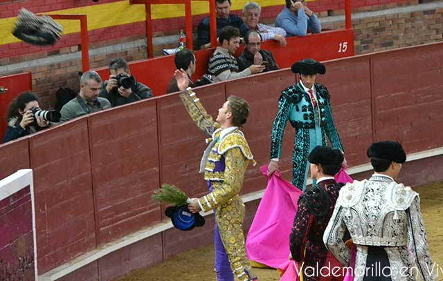 Andy Younes torero