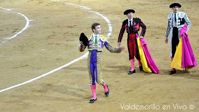 Andy Younes torero