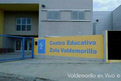 cierre Colegio Zola Valdemorillo
