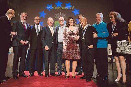 distinciones honoríficas Valdemorillo 2017