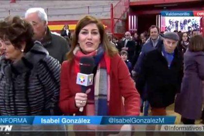 telemadrid Valdemorillo fiestas San Blas 2017