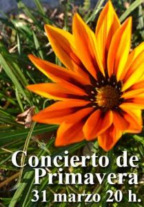 concierto primavera Valdemorillo
