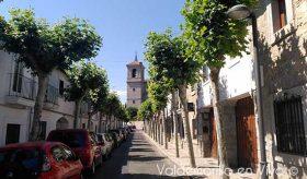 obras calle Balconcillos Valdemorillo