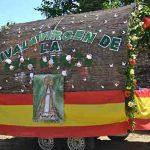 carrozas romería Valdemorillo 2017