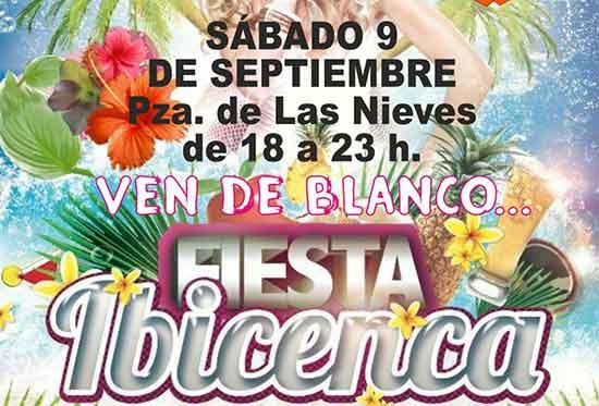 fiesta ibicenca Valdemorillo 2017