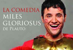 comedia miles gloriosus kumen