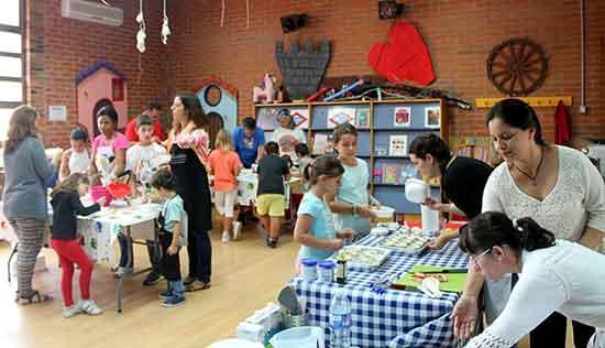 taller de cocina en familia Valdemorillo