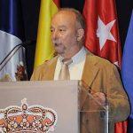 Antonio Laborda pregonero San Blas Valdemorillo