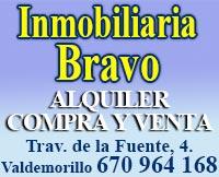 Inmobiliaria Bravo Valdemorillo ad
