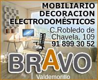 muebles electrodomésticos Bravo Valdemorillo