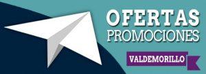 ofertas y promociones Valdemorillo