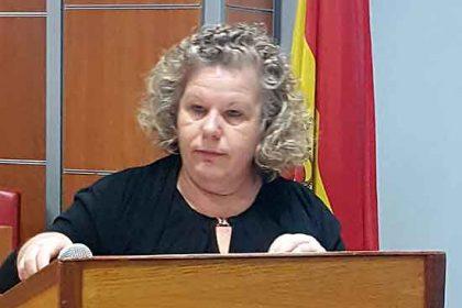Paloma Gómez Si se Puede Valdemorillo