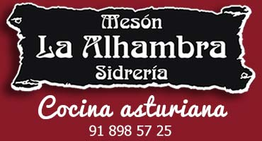 Restaurante La Alhambra Valdemorillo