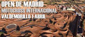 Open de Madrid Motocross en Valdemorillo
