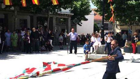 baile bandera Valdemorillo