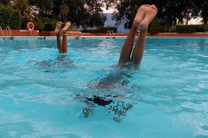 piscina verano Valdemorillo