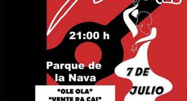concierto flamenco Valdemorillo