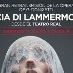 retransmisión ópera Valdemorillo