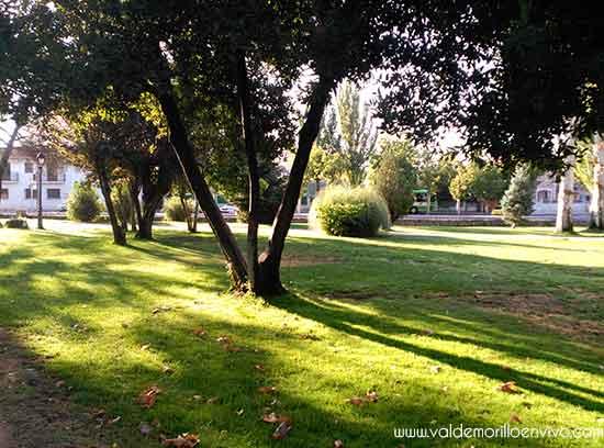 parque de la Nava Valdemorillo