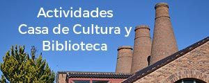 Actividades Casa de Cultura Valdemorillo