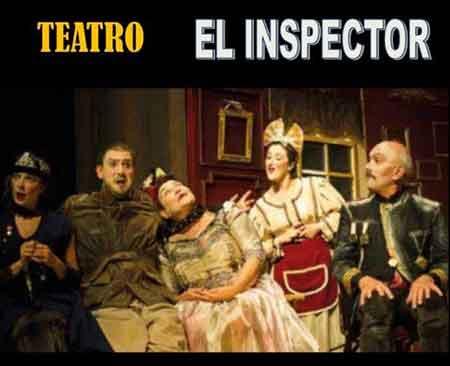 teatro aficionado El inspector