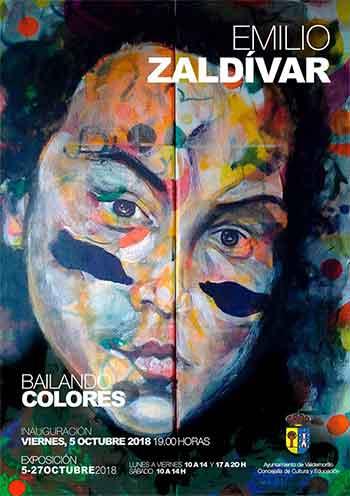 exposición Emilio Zaldívar