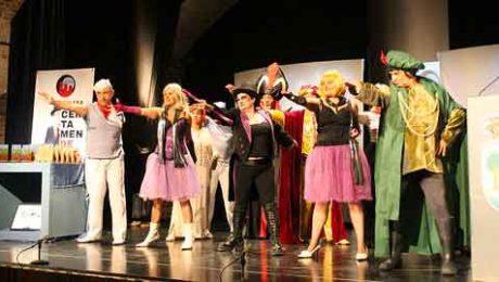 ganadores certamen teatro aficionado Valdemorillo 2018