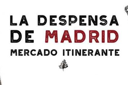 la despensa de Madrid mercado