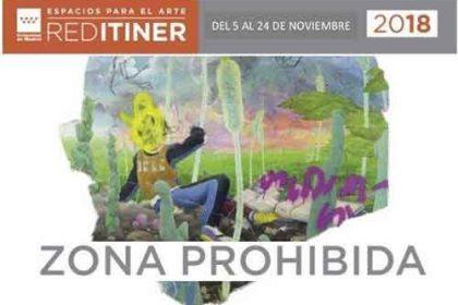 exposición La zona prohibida Red Itiner