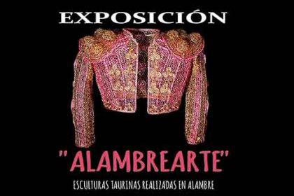 exposición Alambrearte