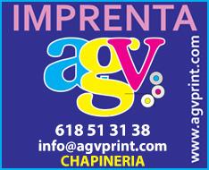 imprenta Chapineria AGV