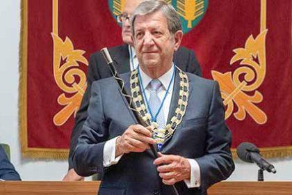 Luis Partida alcalde Villanueva Cañada