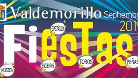 fiestas septiembre 2019 Valdemorillo